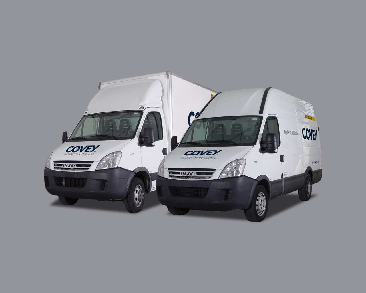 Covey - Rotulación de vehículos