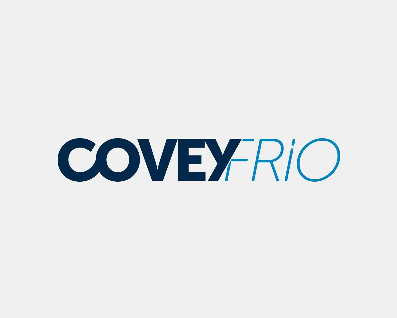 Logo Covey Frío diseñado por Momo & Cía.