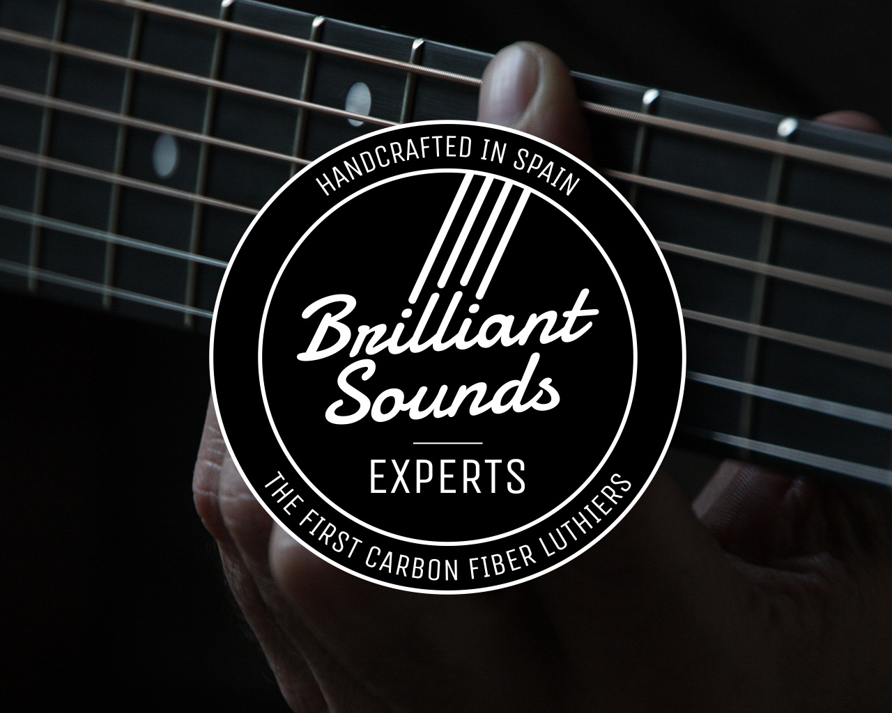 Branding Brilliant Sounds Experts por Momo & Cía.