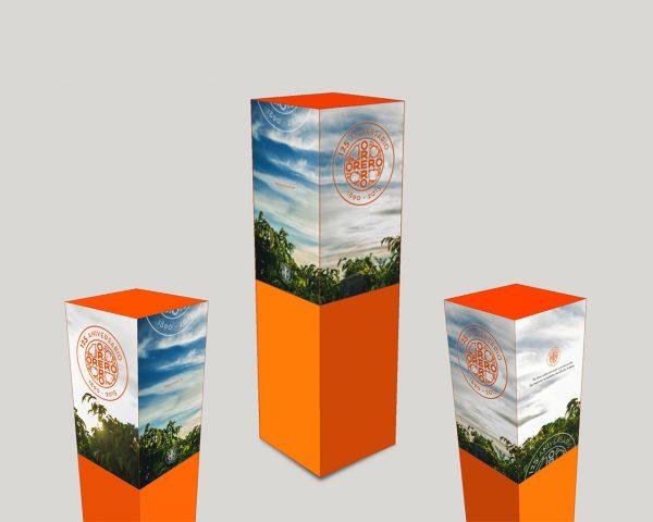 Viveros Orero - Branding por Momo & Cía.