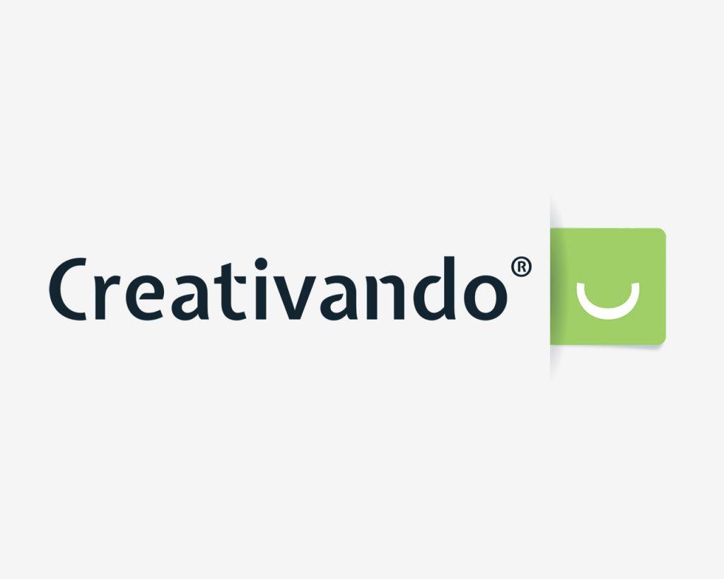Marca Creativando - Diseño de Momo & Cía.