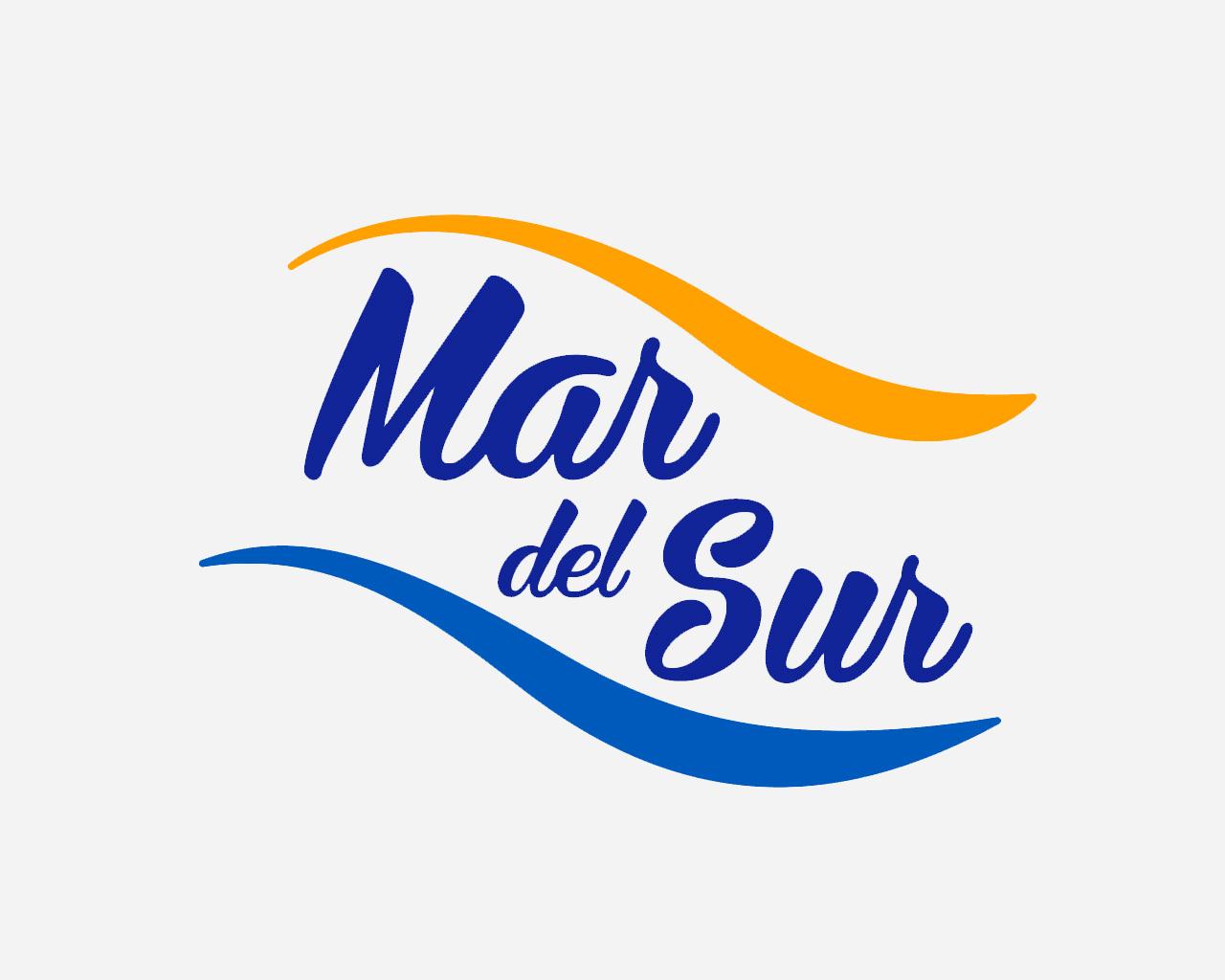 Logo Mar del Sur diseñado por Momo & Cía.