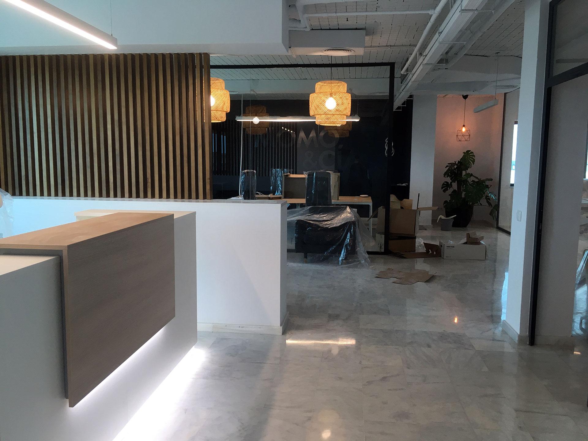 Oficinas Agencia Momo & Cía.