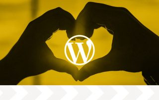 Nos gusta diseñar webs con Wordpress