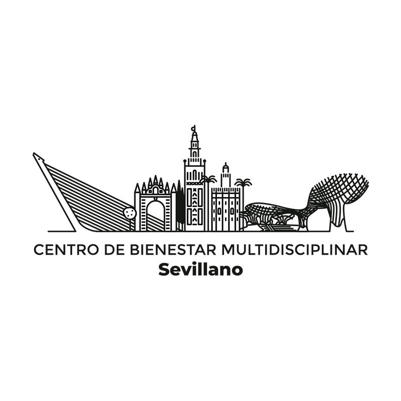 Logo Centro de Bienestar Multidisciplinar Sevillano